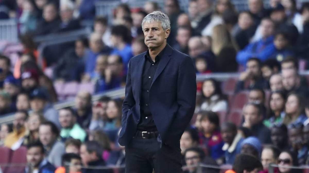 """""""Барселона"""" прийняла несподіване рішення щодо головного тренера"""