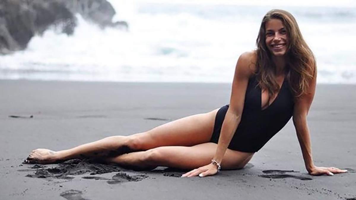 Легкоатлетка Марина Бех-Романчук поделилась с болельщиками откровенными фото