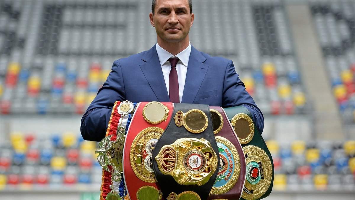 Кличко сразится с Мейвзером за включение в Международный Зал боксерской славы