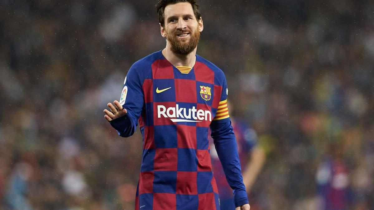 """Мессі та інші футболісти """"Барселони"""" погодилися знизити зарплату на 70%"""