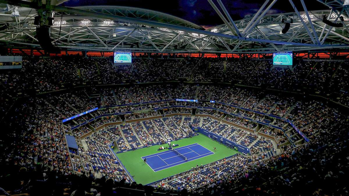 Спорткомплекс US Open перетворять на тимчасову лікарню в Нью-Йорку