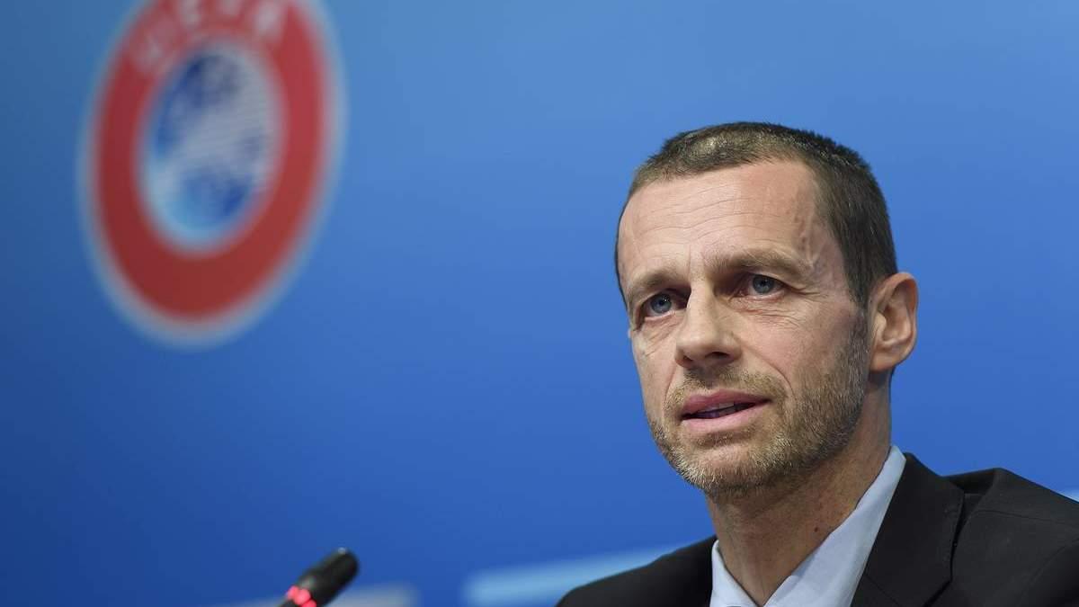 УЄФА розглядає 3 дати поновлення футбольних чемпіонатів – AS