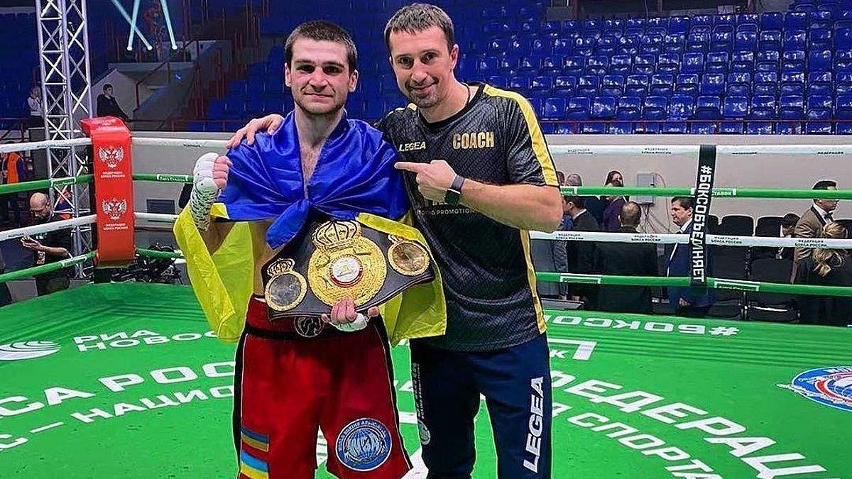Украинский боксер заразился серьезной болезнью во время боя с россиянином: видео