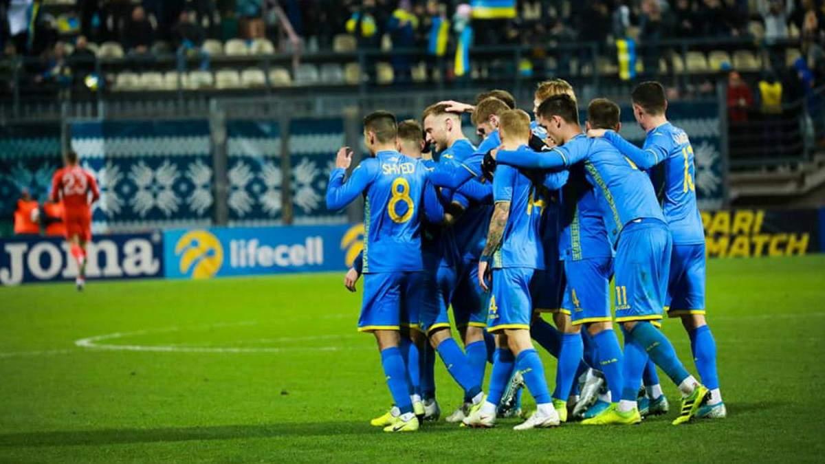 Как будут выглядеть игроки сборной Украины после карантина: шутливое фото