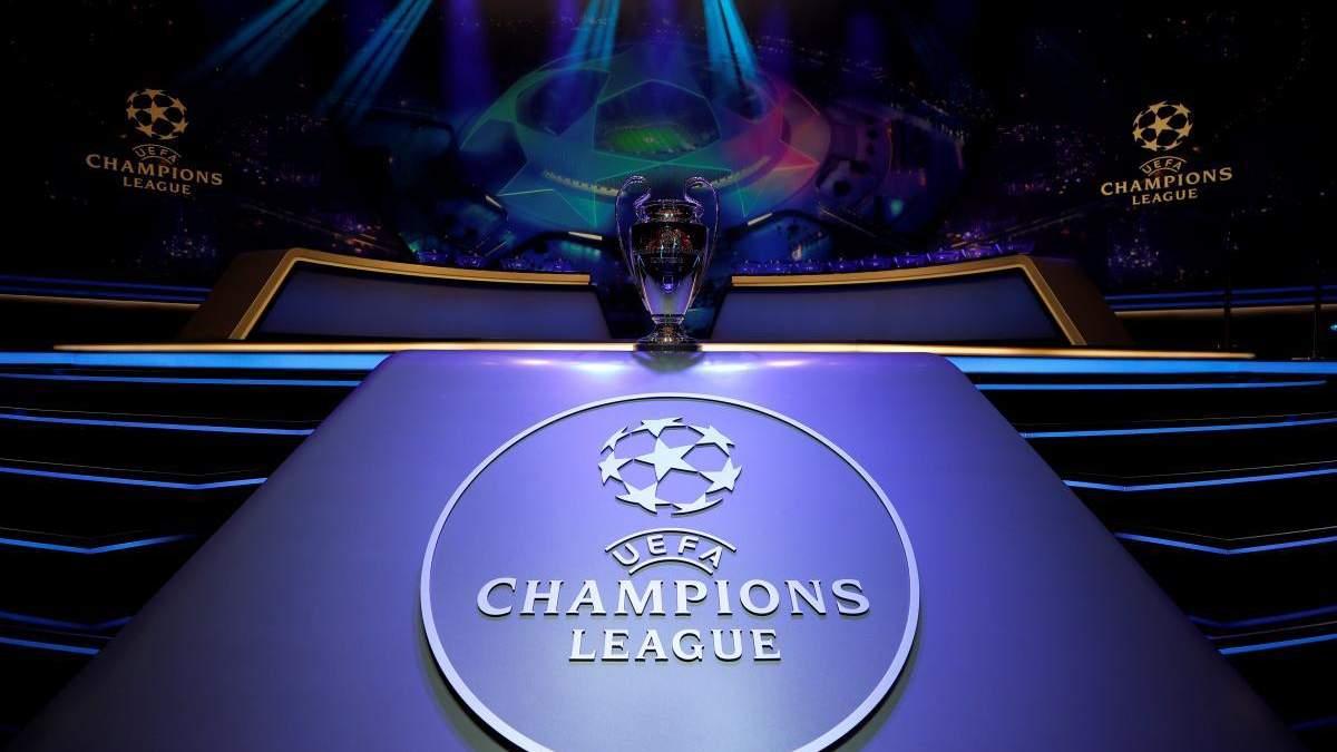УЄФА перенесе матчі Ліги чемпіонів та Ліги Європи на кінець літа – рішення асоціації