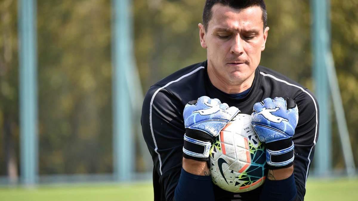 Легендарный украинский футболист завершит карьеру из-за травмы