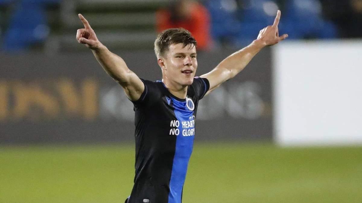 Футболист сборной Украины Соболь станет чемпионом Бельгии – лигу досрочно остановят