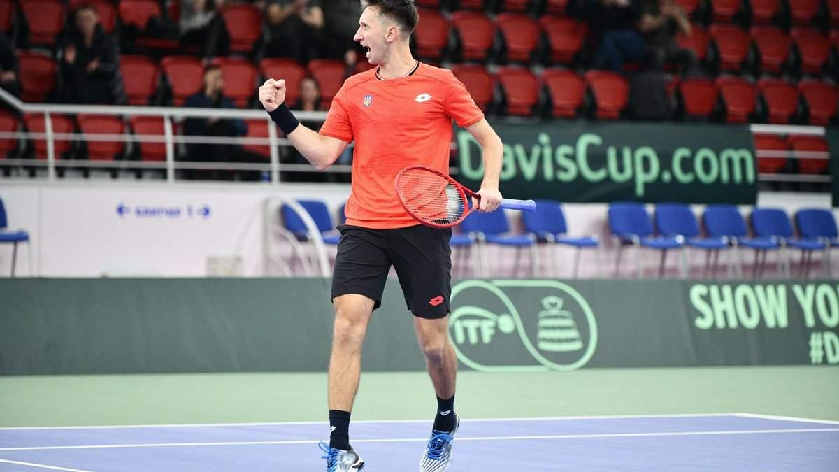 Украинский теннисист Стаховский попросил у Илона Маска помощи в борьбе с коронавирусом