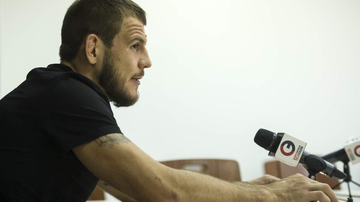 """""""Передається через телевізор"""": український боєць UFC Крилов про коронавірус"""