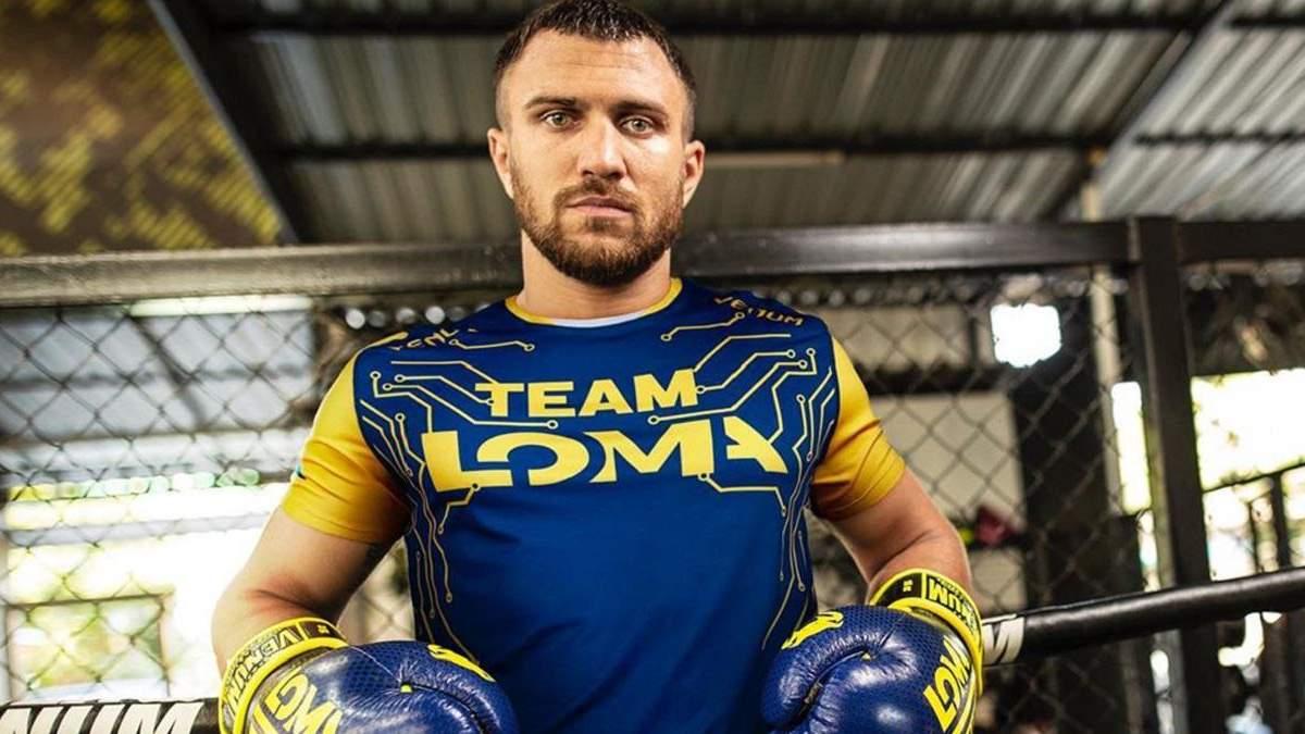 BoxRec: Ломаченко опустився на дев'яту сходинку рейтингу найкращих боксерів
