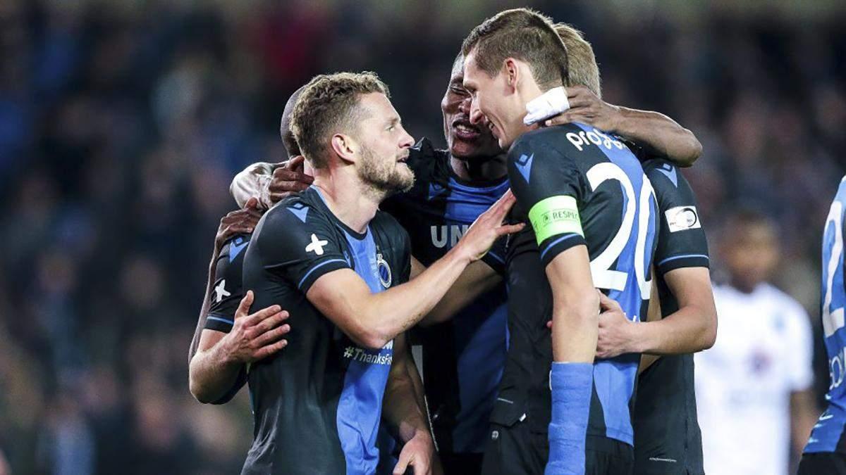Бельгія пішла проти УЄФА: сезон буде достроково завершено
