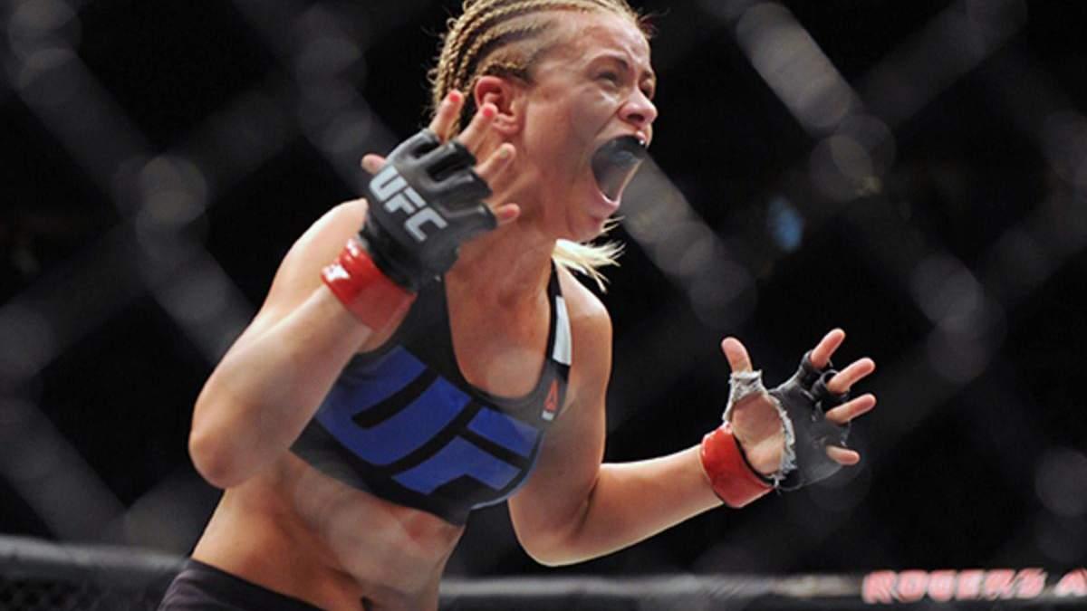 """""""Привет, соседи"""": девушка-боец UFC опубликовала новые фото в обнаженном виде"""