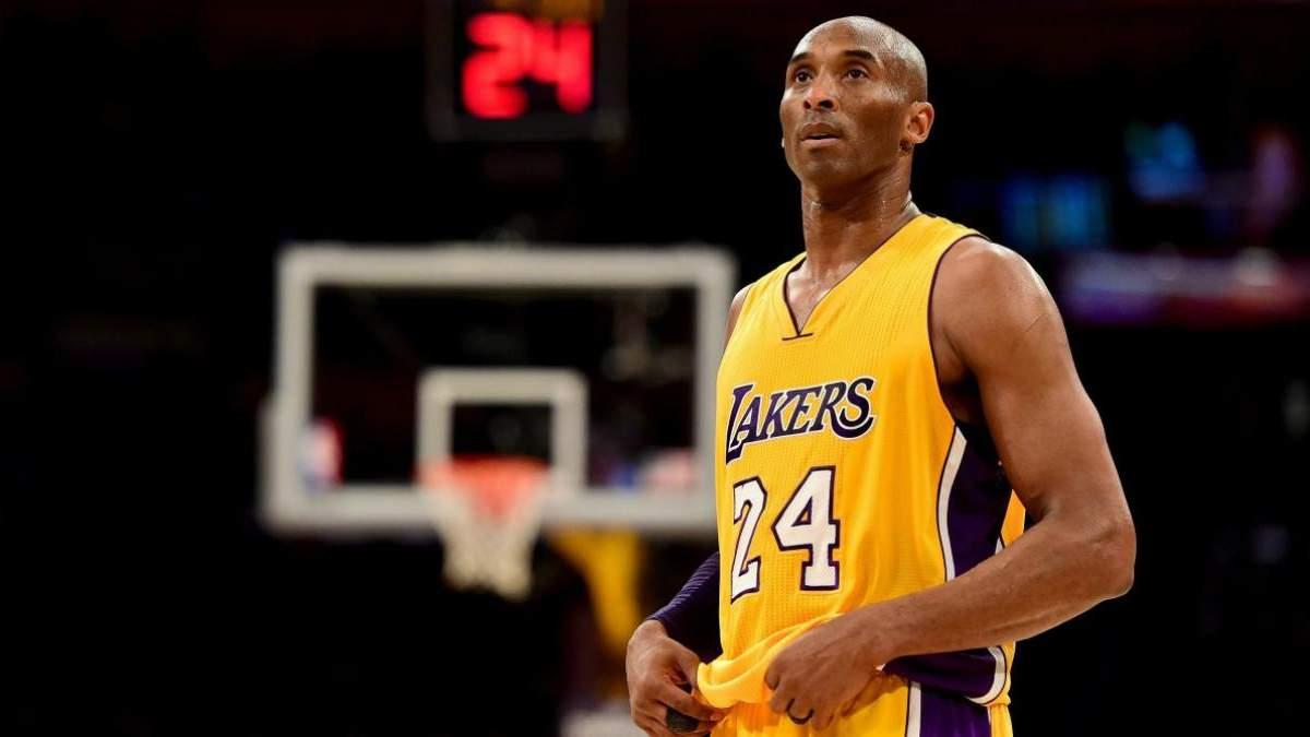 Кобі Браянта посмертно введуть в Зал слави баскетболу