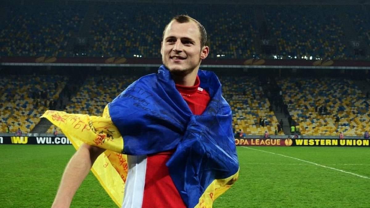 Український футболіст Зозуля подарував лікарні обладнання для боротьби з коронавірусом