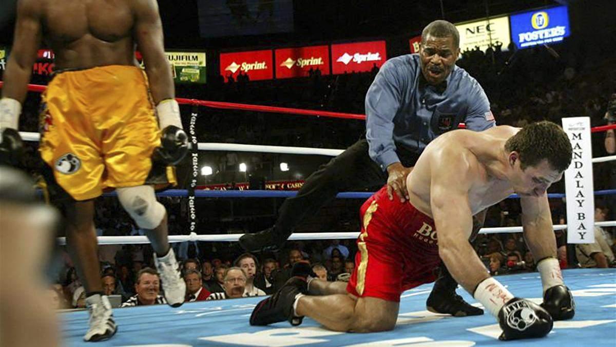Кличко рассказал, поражение от какого боксера изменило его