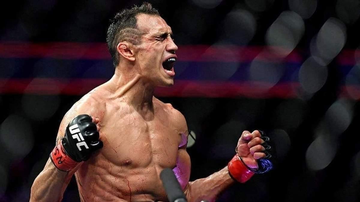 Тоні Фергюсон боєць UFC 249 – дивитися попередні бої