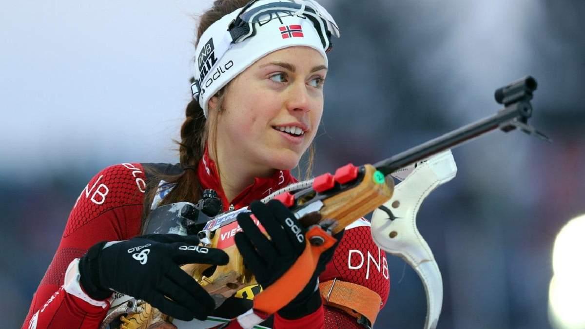 Шестиразова чемпіонка світу з біатлону завершила кар'єру