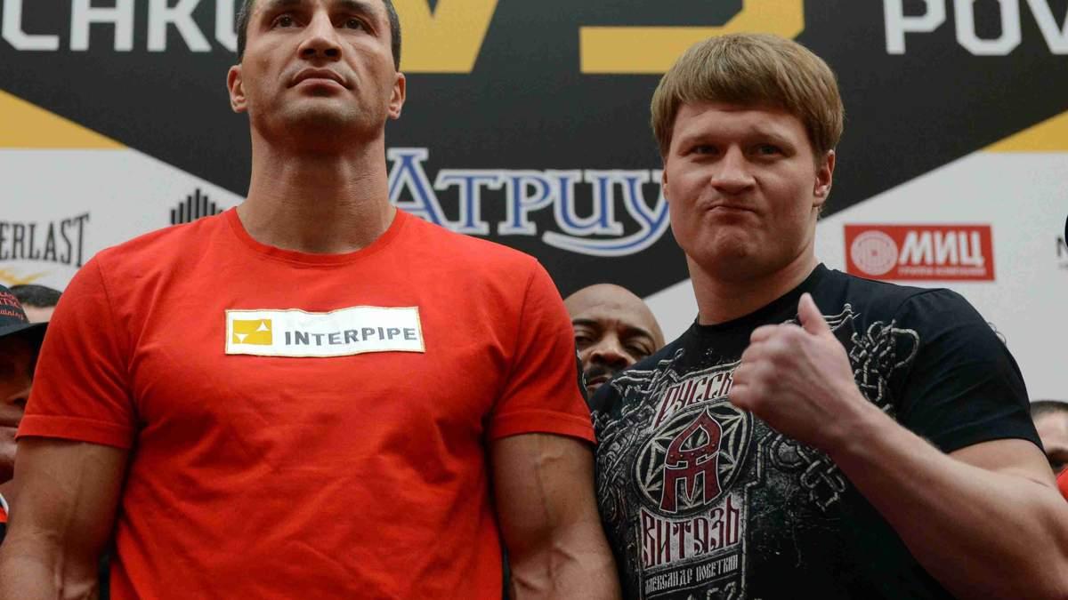 Російський боксер несподівано заговорив про реванш з Володимиром Кличком