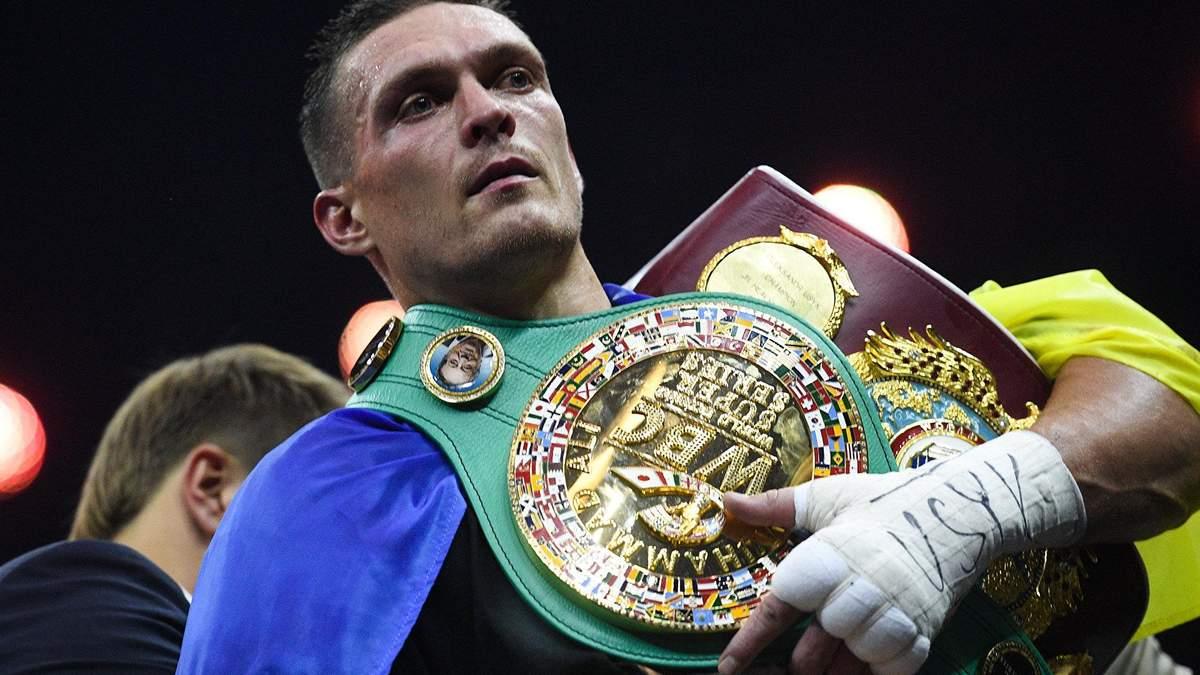 Влаштує переполох: російський боксер високо оцінив перспективи Усика в супертяжах