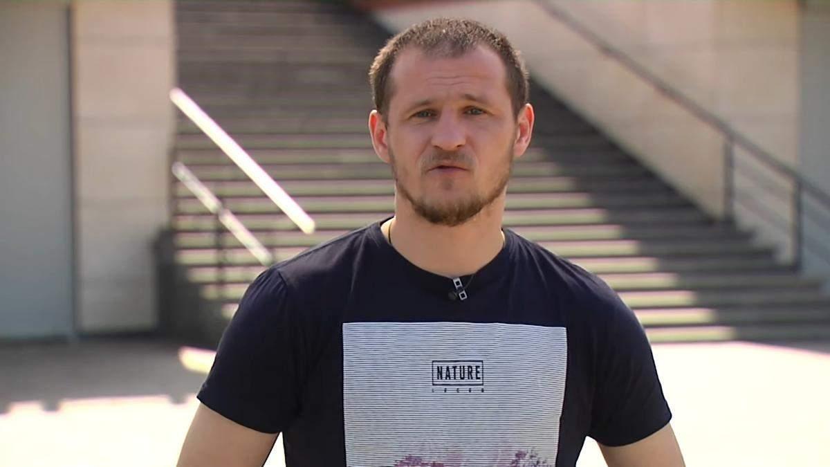 Алиев показал Кличко и Павелко, в каких ужасных условиях тренируются юные футболисты: видео