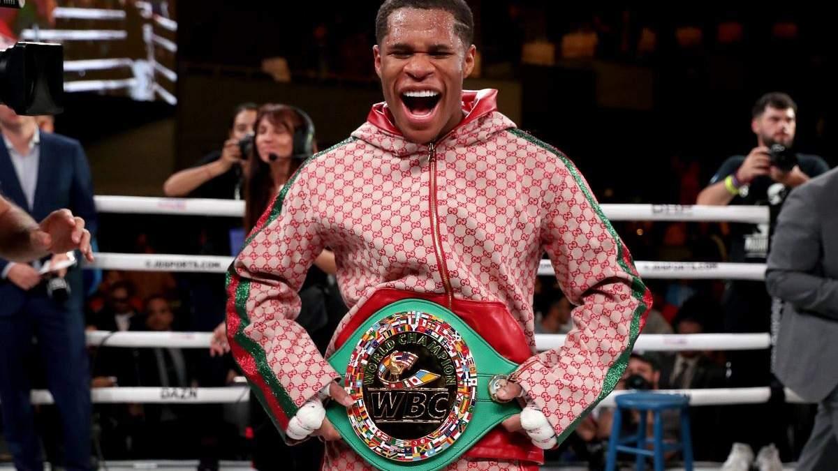 Офіційно: американець Хейні відновлений у статусі чемпіона WBC у вазі українця Ломаченка