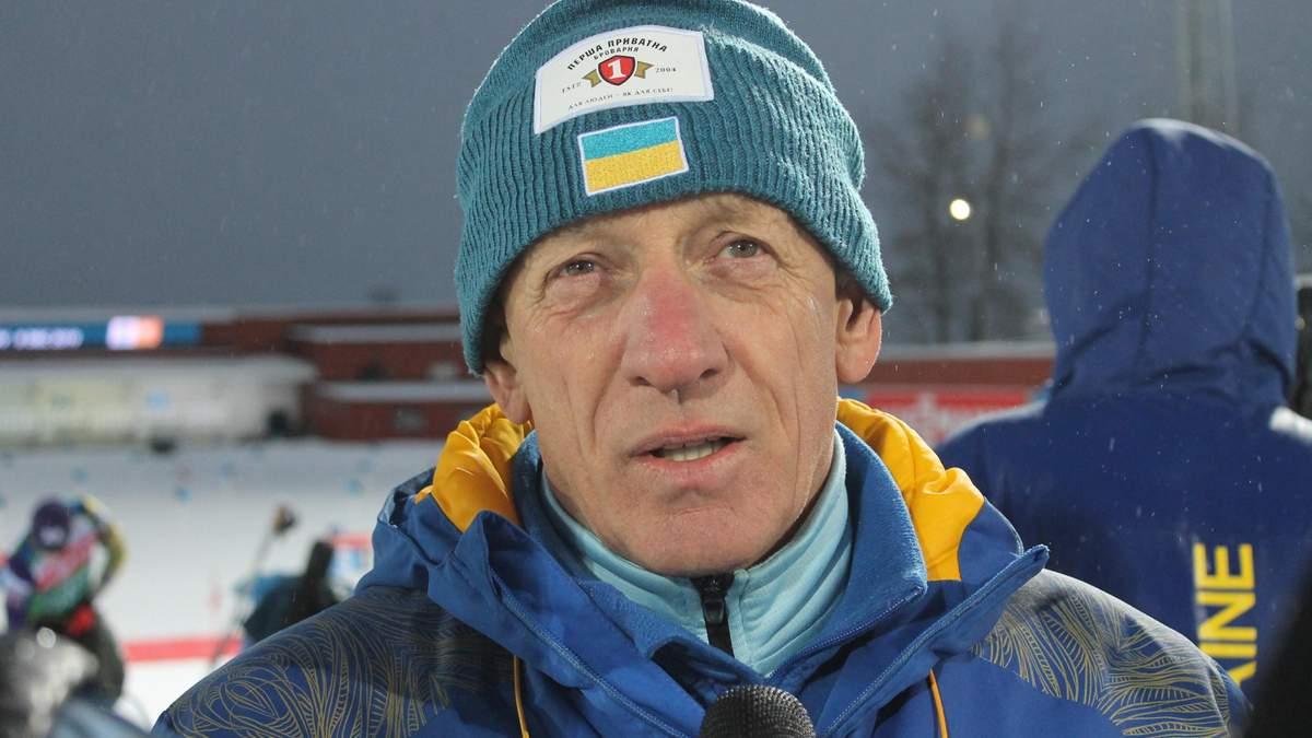 Збірну України з біатлону офіційно очолив успішний іноземний тренер