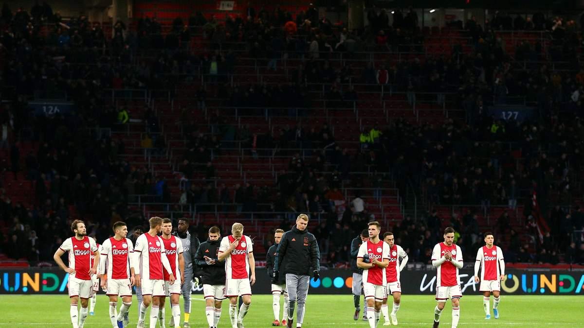 Чемпионат Нидерландов досрочно завершен