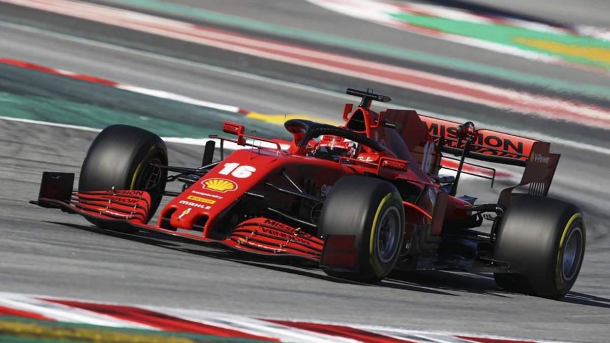 Формула 1, 2020 – календар гонок чемпіонату у 2020 році