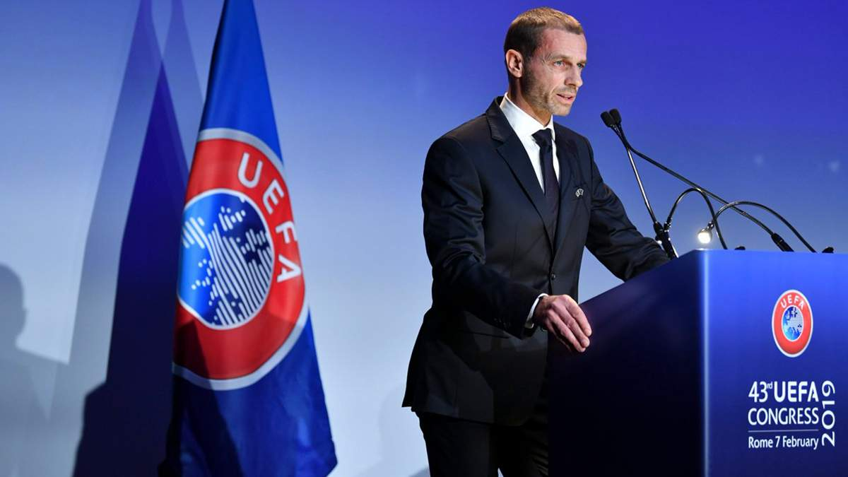 УЕФА дал УПЛ меньше месяца, чтобы представить план завершения сезона
