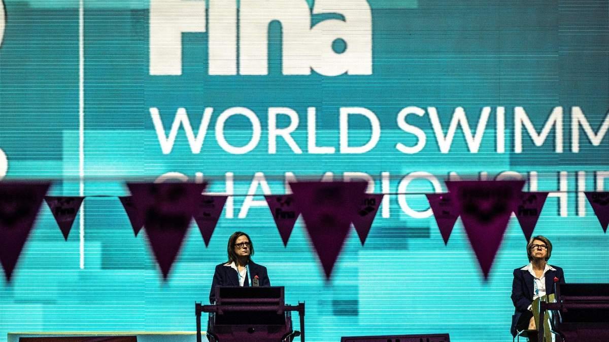 Чемпионат мира по водным видам спорта-2021 перенесен