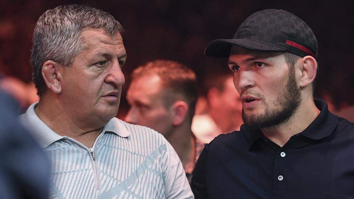 Отец Хабиба Нурмагомедова перенес операцию – чем он болен