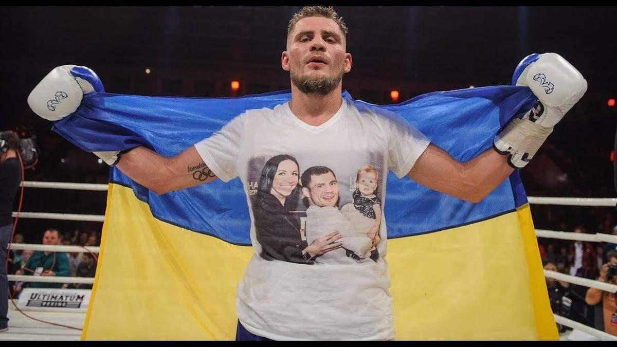 Український боксер готовий дати бій Ломаченку