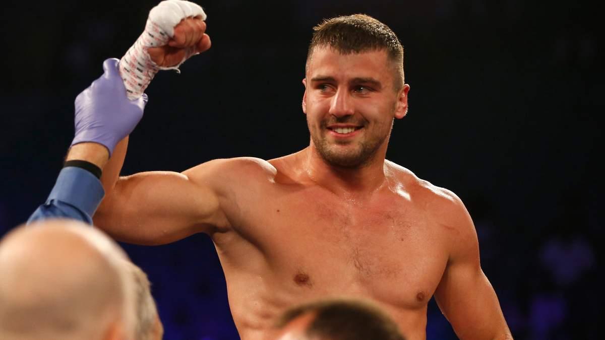 Украинский боксер Гвоздик встретится с российским чемпионом мира