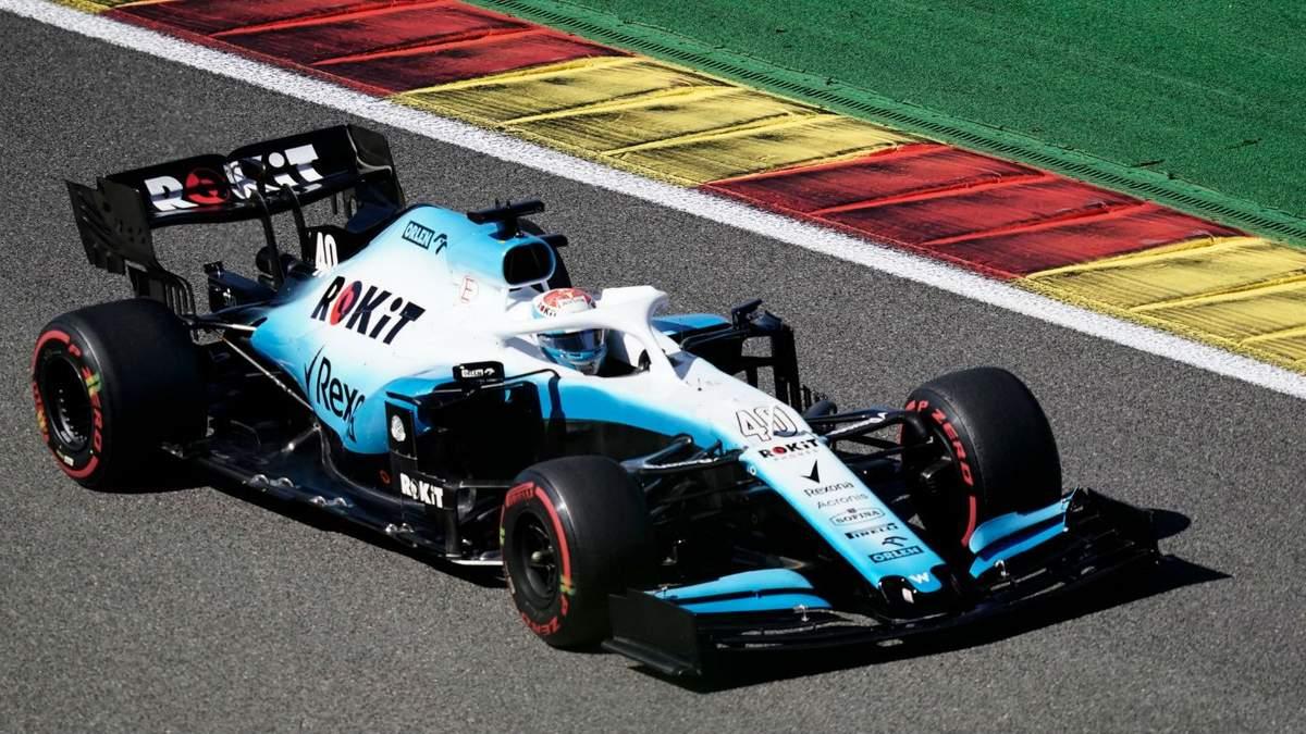 Команду Формули-1 Williams продадуть у 2020 році