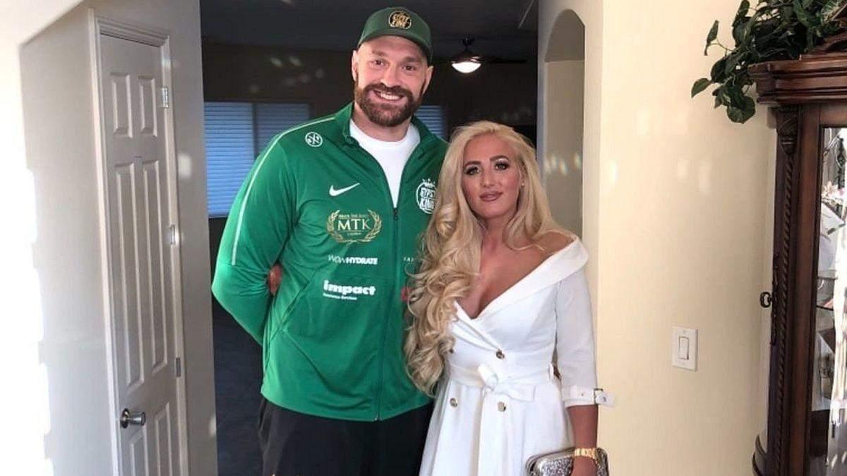 Дружина чемпіона світу погрожує боксеру розлученням через майбутній поєдинок