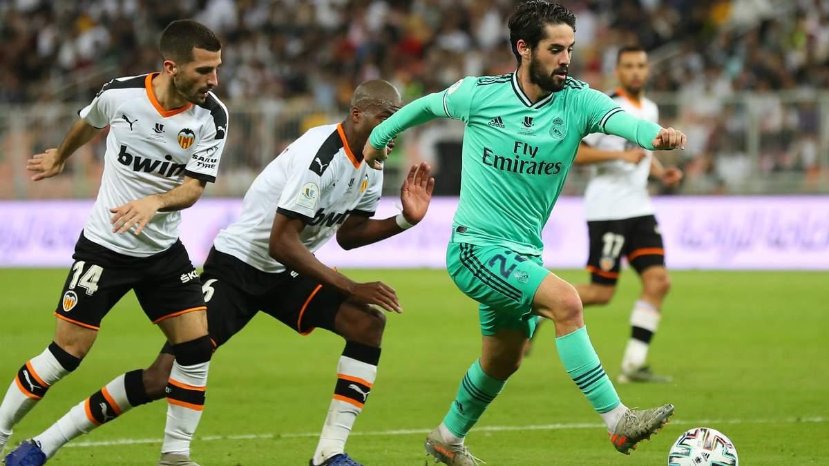 Реал – Валенсия: прогноз, ставки на матч 18.06.2020