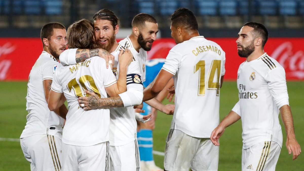 Реал – Валенсия: обзор и счет матча 18 июня 2020