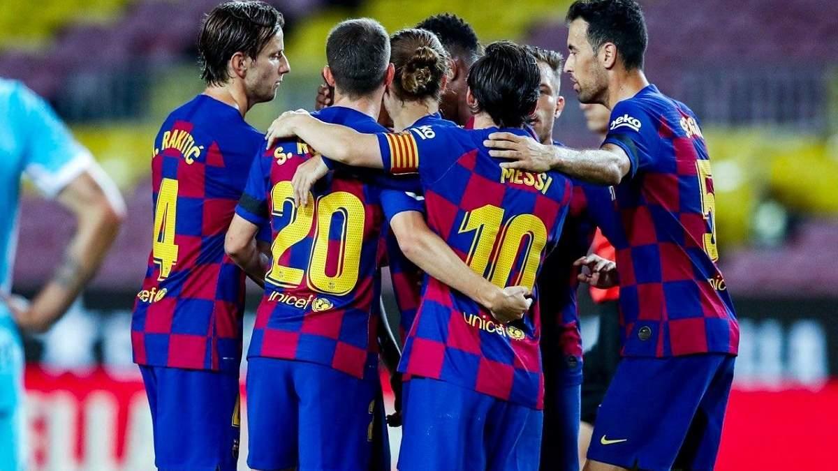 Севілья – Барселона: прогноз, ставки на матч 19.06.2020