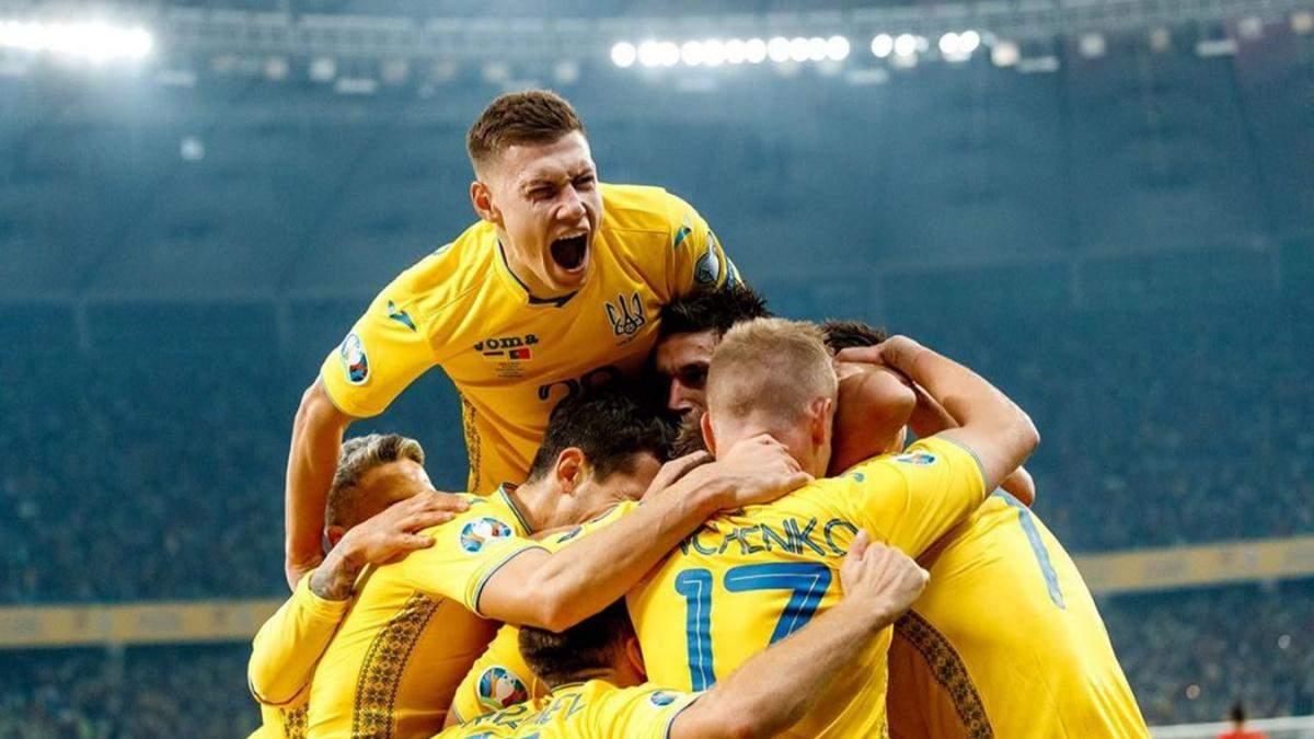 Євро 2020 і Ліга націй – календар матчів України