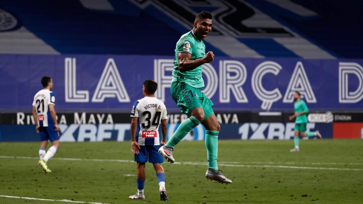 Еспаньйол – Реал: огляд, рахунок матчу 28.06.2020 – Ла Ліга