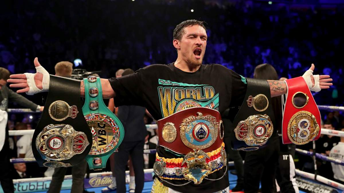 Поєдинку Усик – Джошуа бути: WBC сказала остаточне слово