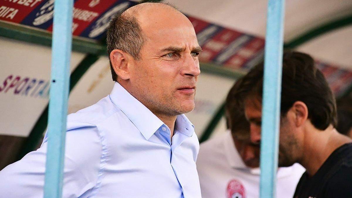 Тренер клубу УПЛ отримав пропозицію від учасника Ліги чемпіонів