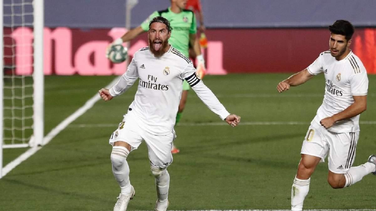 Реал – Хетафе: обзор, счет матча 02.07.2020 – Ла Лига