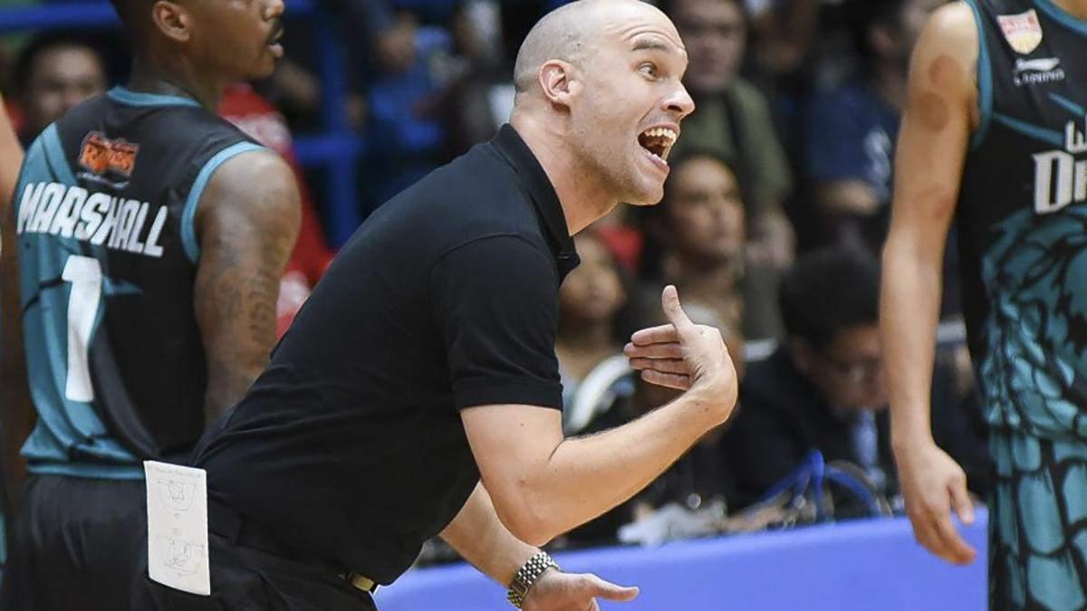 """Миколаїв"" очолив тренер, який працював з ""Голден Стейт"" в НБА"
