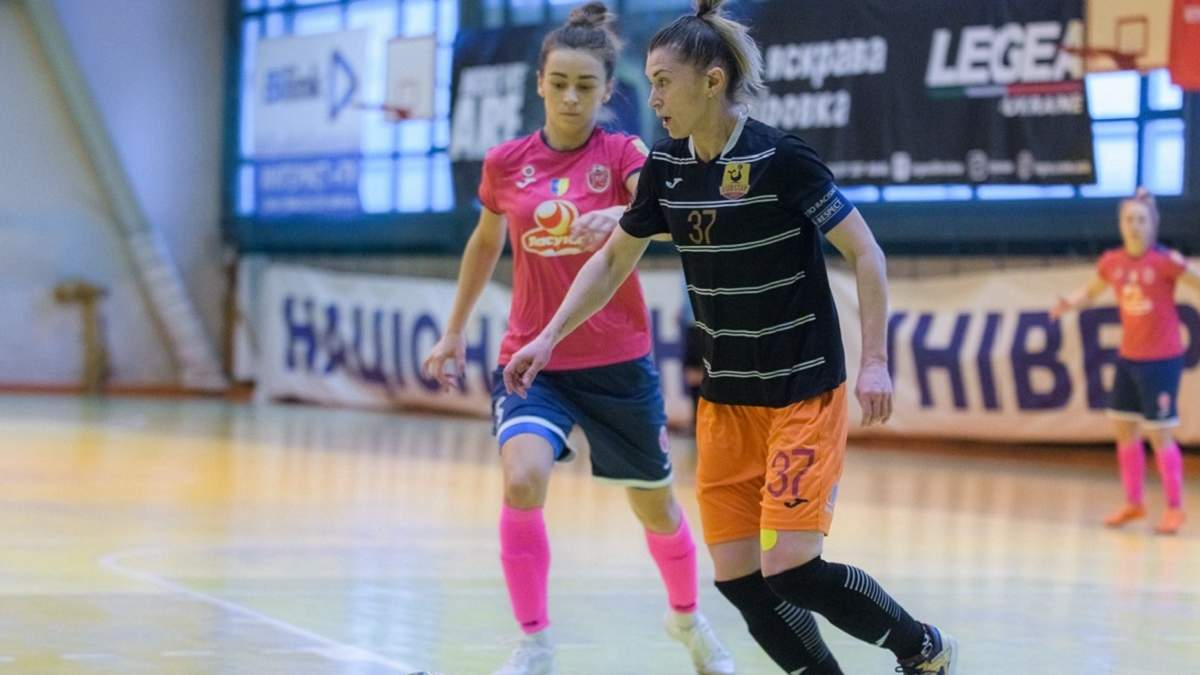 Будстар-НПУ – чемпион Украины по футзалу среди женщин
