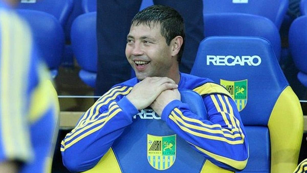 Колишній футболіст збірної України зізнався, що випав з балкону після алкоголю