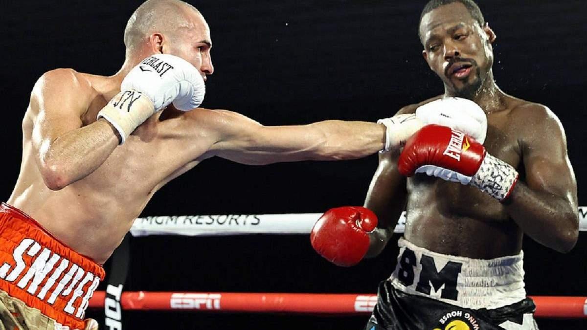 Екссуперник Ломаченка переміг Леспьєра в головному бою вечора боксу від Top Rank: відео