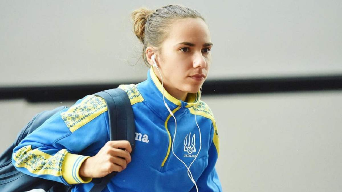 Футбол – спосіб самовираження, де даєш волю своїм амбіціям, – футболістка Тетяна Романенко