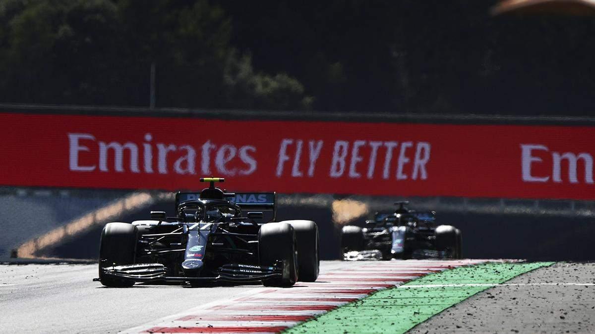 Формула-1: Боттас виграв божевільне гран-прі Австрії, 9 пілотів не доїхали до фінішу