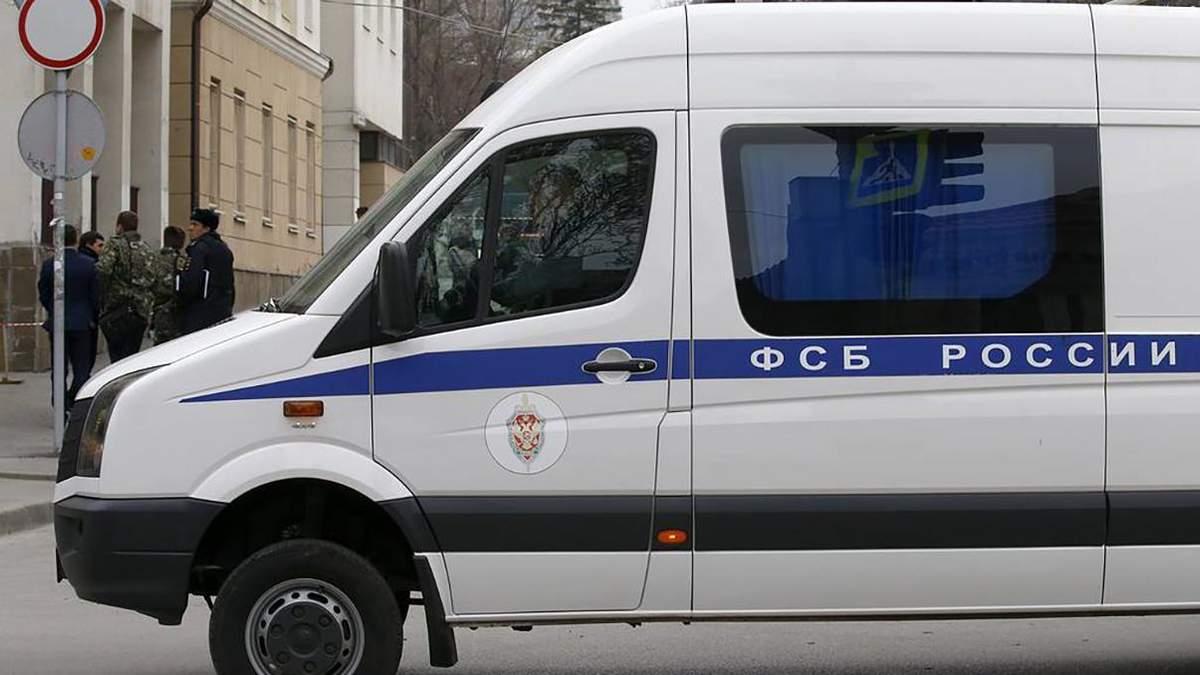 Ексфутболіста Василя Василенка затримали в Москві – що відомо